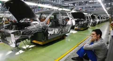 Спрос на авто в Новосибирске падает